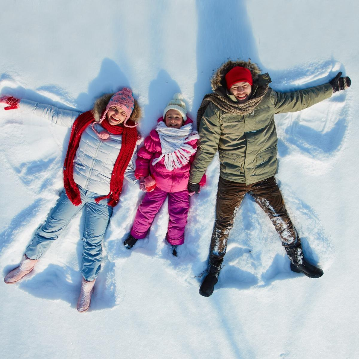 Guide to What to Eat as a family to avoid the winter blues