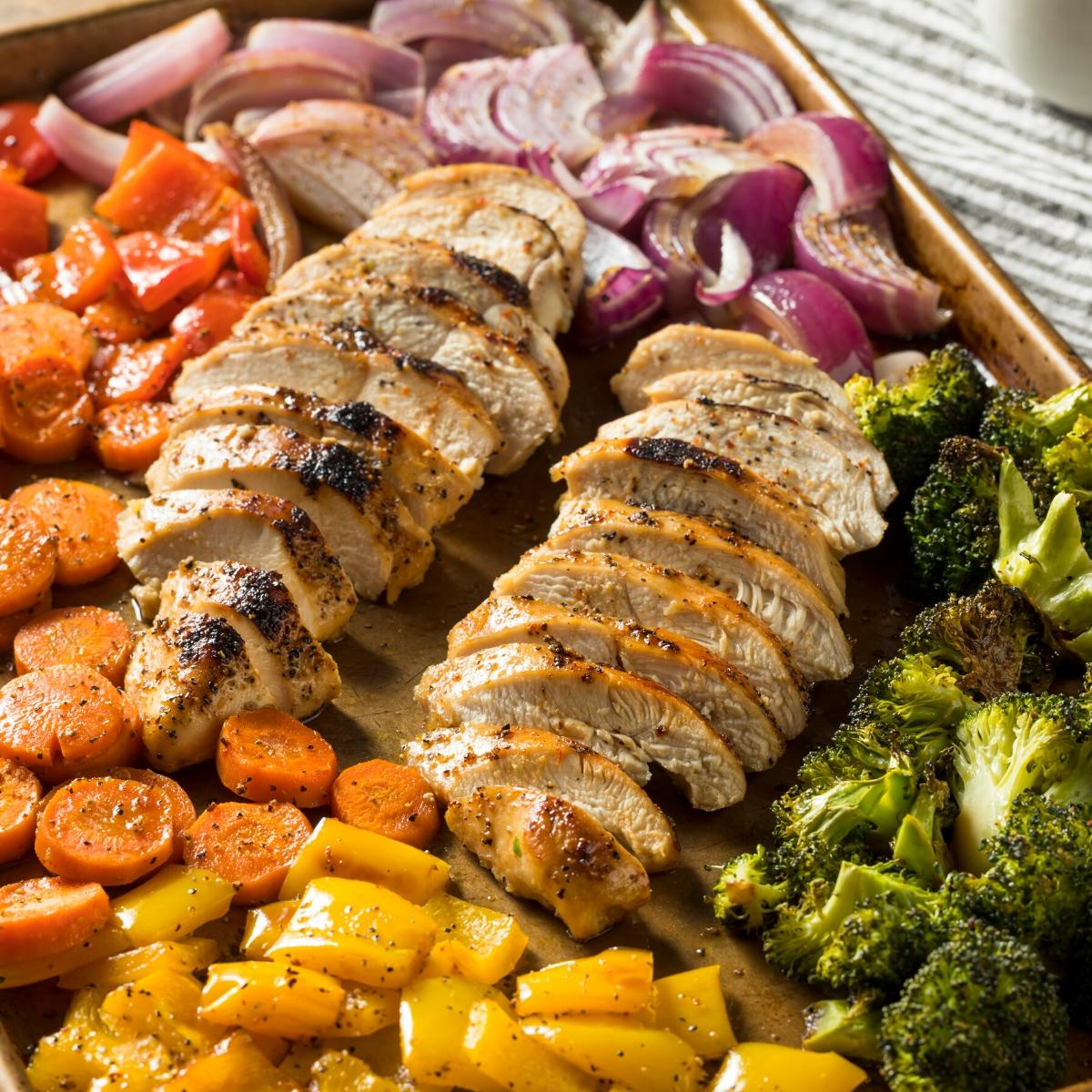 quick and easy one pot sheet pan dinner recipes for family meals