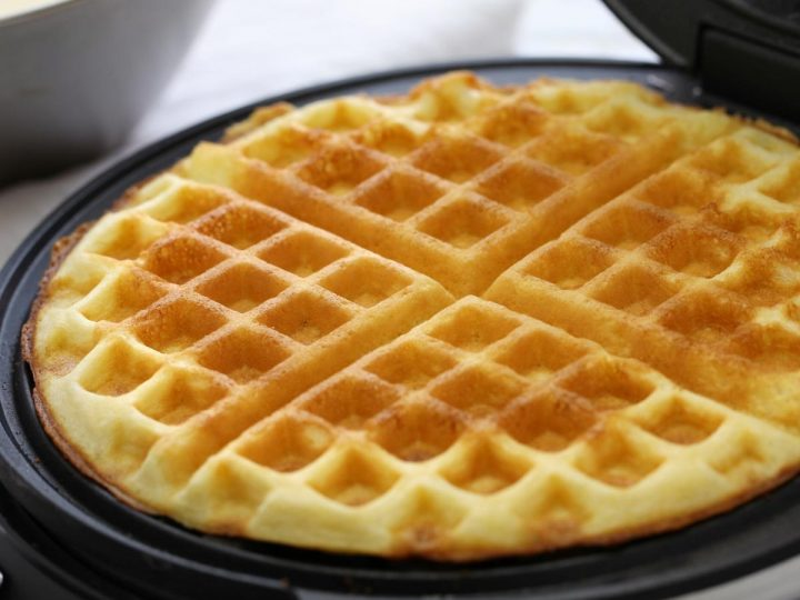 Easy and Delicious Breakfast Waffles for the Waffle Maker