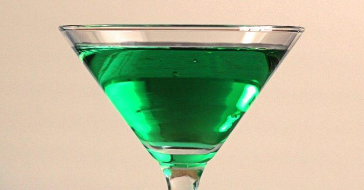 Emerald Isle Cocktail recipe