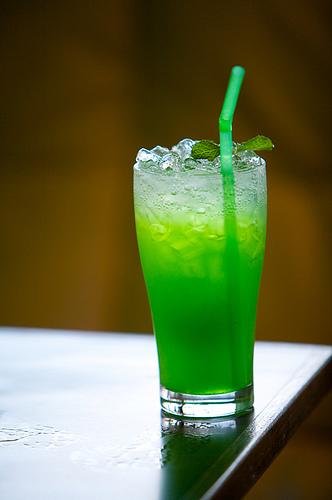 The Lucky Leprechaun Cocktail