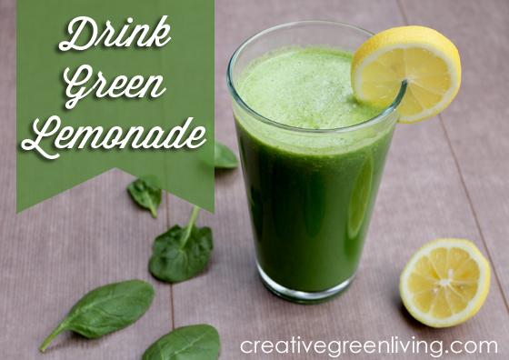 Drink Your Greens: Tasty Green Lemonade Recipe