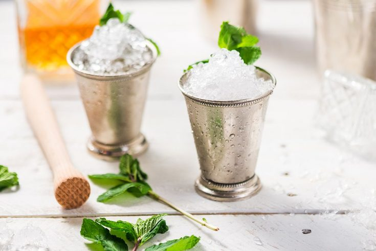 5 Steps to the Perfect Mint Julep