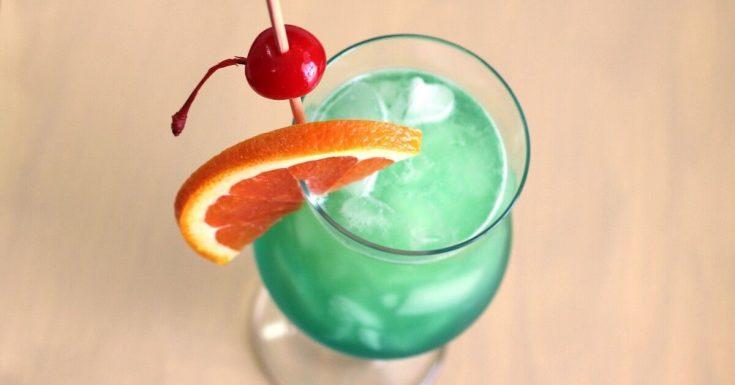 Shamrock Juice cocktail recipe