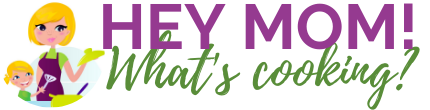 Hey Mom! What's Cooking? logo